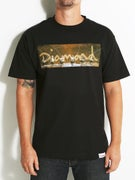 Diamond Gone Fishing T-Shirt
