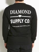 Diamond Hardware Lock Longsleeve T-Shirt