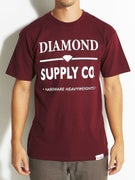 Diamond Hardware Lock T-Shirt