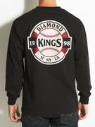 Diamond King Crest Longsleeve T-Shirt