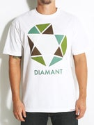 Diamond Le Diamant Abstrait T-Shirt