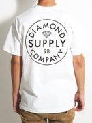 Diamond Stamped T-Shirt