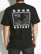 Doom Sayers Snake Chain Pocket T-Shirt