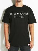 Diamond Stone Cut T-Shirt