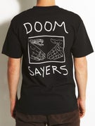 Doom Sayers Snake Shake Pocket T-Shirt
