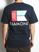 Diamond Yacht Flag T-Shirt