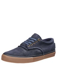 Dekline Jaws Shoes  Navy/Gum