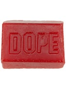 Dope Skateboard Wax Red