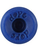 Dope Skateboard Wax Wheel Dark Blue