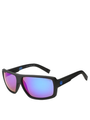 Dragon Double Dos Matte H2O/Blue Polarized