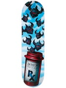 Darkstar 4EVR Light Blue Deck  8.25 x 31.7