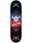 Darkstar Axis Red/Blue Deck  8.375 x 31.8
