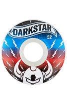 Darkstar Axis Wheels  Blue/Red