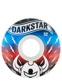 Darkstar Axis Wheels  Blue/Red