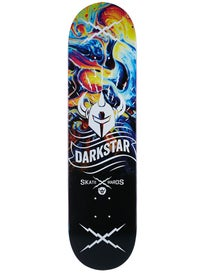 Darkstar Axis Yellow Deck 8.0 x 31.6