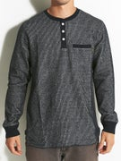 Dark Seas Blue Jacket Henley