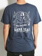 Dark Seas Blue Pearl T-Shirt