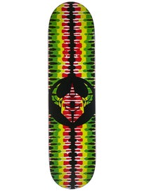 Darkstar Badge Rasta Deck 7.75 x 31.2