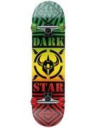 Darkstar Blunt Rasta Complete 8.0 x 31