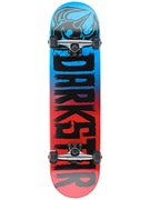 Darkstar Block Blue/Red Complete  8.0 x 31
