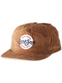 Dark Seas Bravo Zulu Snapback Hat