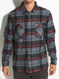 Dark Seas Centreboard Flannel Shirt