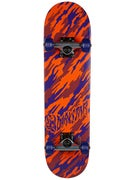 Darkstar Camo Orange/Purple Mini Complete  7.0 x 27.6
