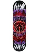 Darkstar Crusade SL Purple Deck  8.25 x 31.7