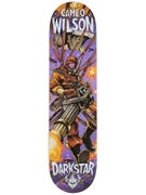 Darkstar Wilson Blast SL Purple Deck  7.75 x 31.2