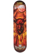 Darkstar Wilson Dream Catcher Deck  7.75 x 31.2