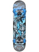 Darkstar Dragon Blue Mini Complete  6.75 x 27.4