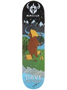 Darkstar Dave Bachinsky Wildlife Deck  8.0 x 31.6
