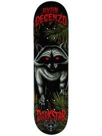Darkstar Decenzo Racoon Deck  8.125 x 31.8