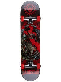 Darkstar Dragon Red Complete  7.625 x 31