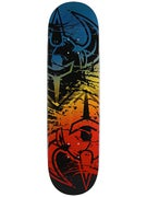 Darkstar Drench SL Red/Blue Fade Deck  8.5 x 32