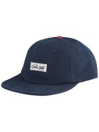 Dark Seas Depth Sounder Strapback Hat