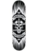 Darkstar Devolve SL Black/White Deck  8.25 x 31.7