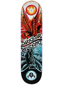 Darkstar Early Bird Red/Blue Deck  8.0 x 31.6