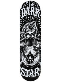 Darkstar Fortune Black/White Deck  8.25 x 31.8