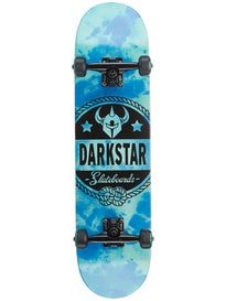 Darkstar General Tie Dye Blue Complete 7.875 x 31