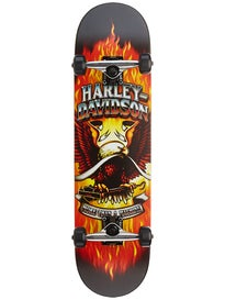 Darkstar Harley-Davidson Brand Complete  8.0 x 31