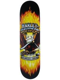 Darkstar Harley-Davidson Brand Deck 8.125 x 31.8
