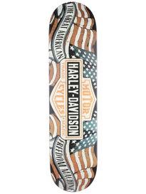 Darkstar Harley-Davidson Freedom Deck  7.875 x 31.7