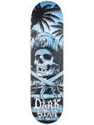 Darkstar Helm Dust Blue SL Deck  8.25 x 31.7