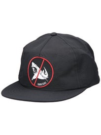 Dark Seas Jaws Snapback Hat