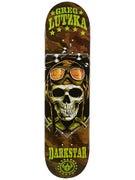 Darkstar Lutzka Combat SL Deck  8.0 x 31.6