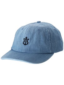 Dark Seas Leech Dad Hat