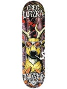 Darkstar Lutzka Deer Hunter Deck  8.125 x 31.8