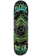 Darkstar Militant Green SL Deck  8.25 x 31.7