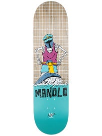 Darkstar Manolo Murk Lurks Deck  8.25 x 31.7